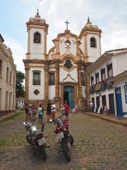 Die Igreja Matriz Nossa Senhora do Pilar