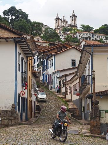 In den gAssen von Ouro Preto