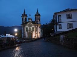 Die Igreja São Francisco do Assis