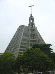 Die modernistische Catedral Metropolitana