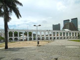 Die Arcos da Lapa