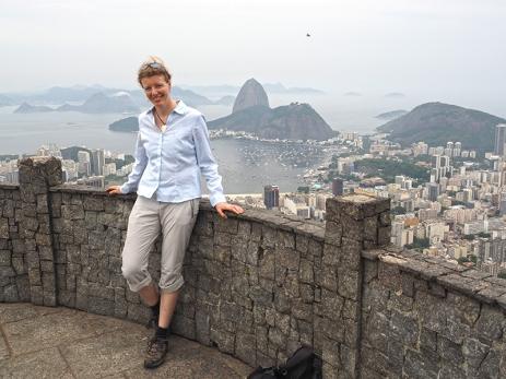 Ich bin in Rio!