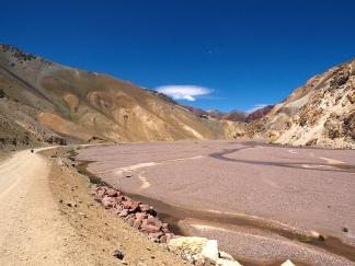 Das weite Flusstal